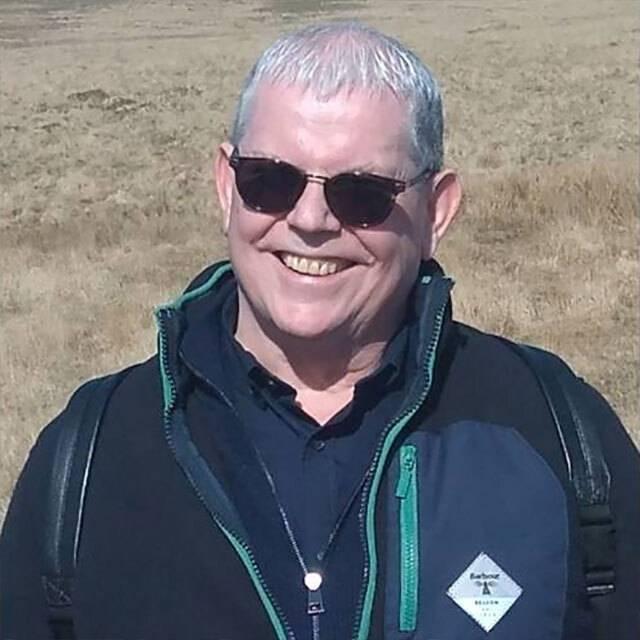 Professor Steve Creanor