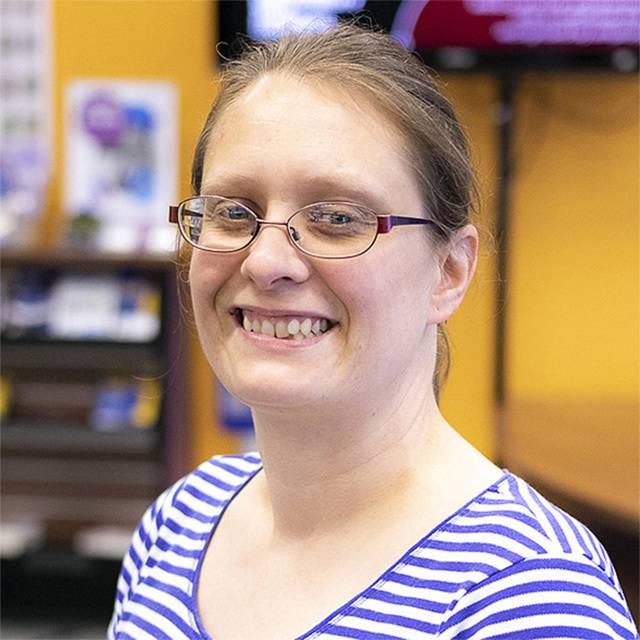 Miss Sarah Jamieson