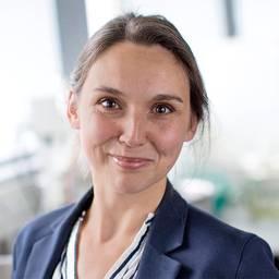 Dr Sabine Lengger Lecturer in Chemistry