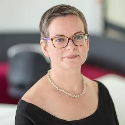 Saskia Van Elburg Content & Digital Resources Officer