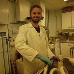 Dr William Vevers Senior Technician (Molecular Biology and Cell Culture)