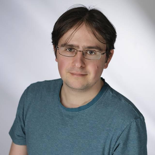 Dr Daniel Grey