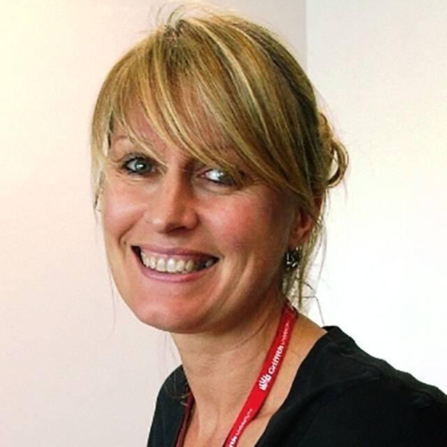 Dr Louise Alldridge