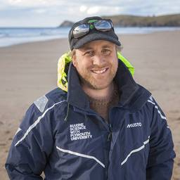 Dr Tim Scott Lecturer in Ocean Exploration