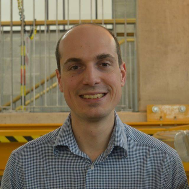 Dr Martyn Hann