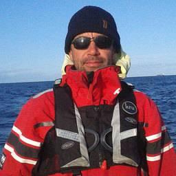 Mr Alastair McCallien Lecturer in Navigation