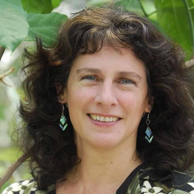 Professor Camille Parmesan