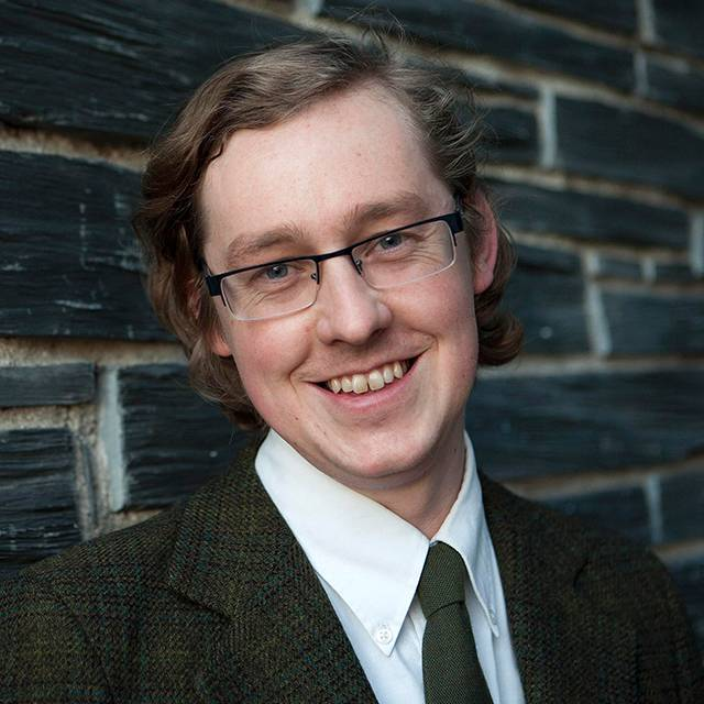Dr John Tredinnick-Rowe