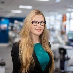 Miss Beth Hallissey Senior Technician - SDLE