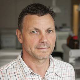 Dr Paul McCormack Senior Technician (Mass Spectrometry)