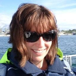 Dr Abigail McQuatters-Gollop Associate Professor of Marine Conservation