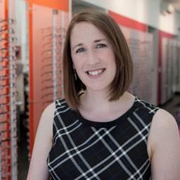 Dr Catriona Hamer Lecturer in Optometry
