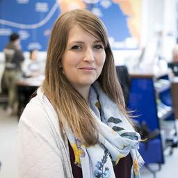 Catherine Reynolds Employability Assistant