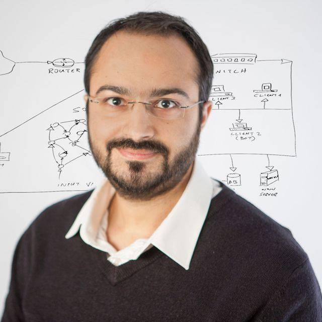 Dr Stavros Shiaeles
