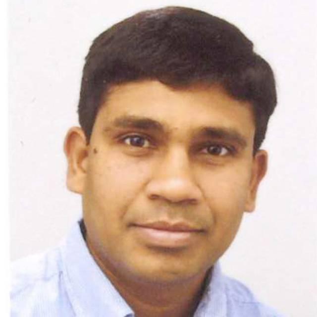 Dr Amiya Patra