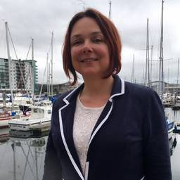 Dr Marta Hawkins Director of the Futures Entrepreneurship Centre