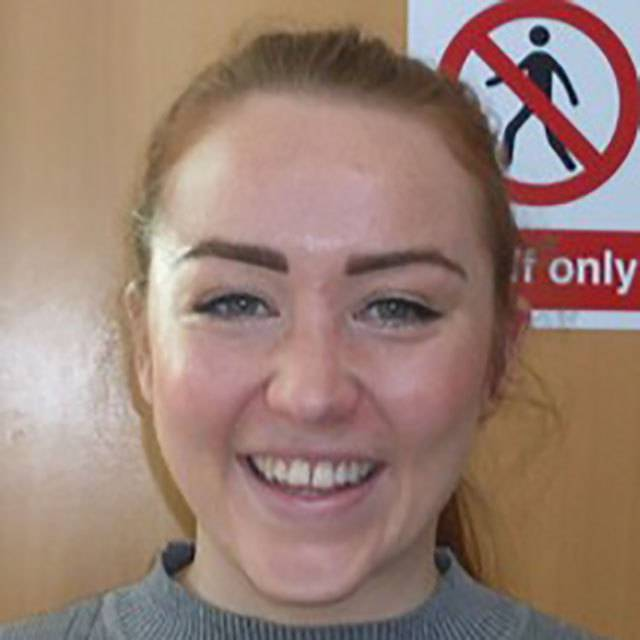 Miss Rebecca Greer