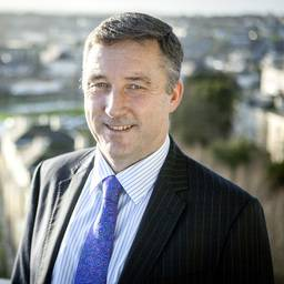 Mr Alastair Matthews Chief Financial Officer