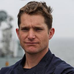 Mr Aaron Barrett Senior Technician (Marine Science)