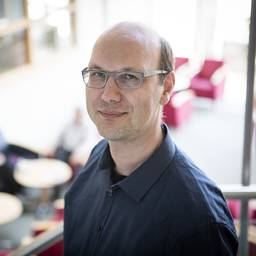 Dr Ansgar Poetsch Associate Professor/Reader in Proteomics