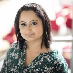Dr Tina Joshi Lecturer in Molecular Microbiology