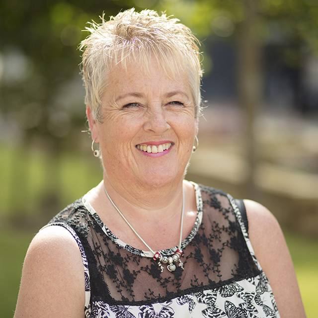 Mrs Gillian Sheppard