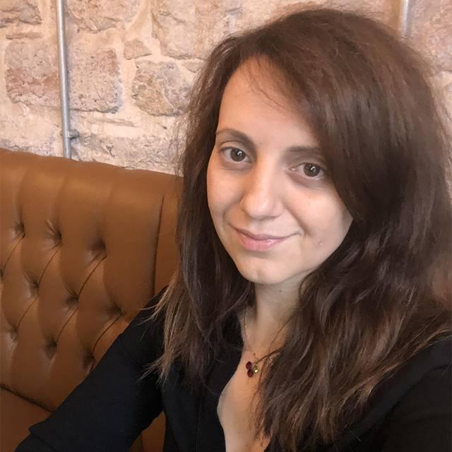 Dr Eleni Papadatou