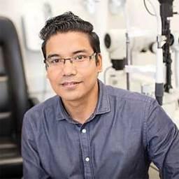 Dr Mahesh Joshi Lecturer in Optometry