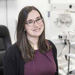 Miss Leanne Smewing Clinical Lead Optometrist