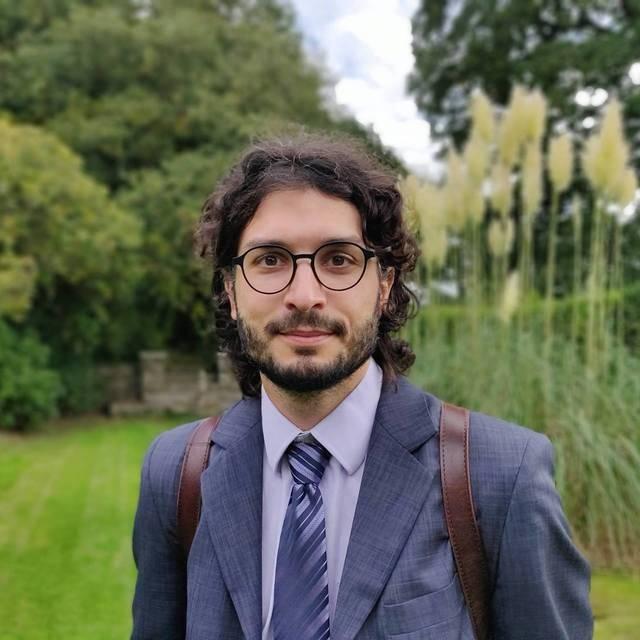 Mr Frederico Belmonte Klein